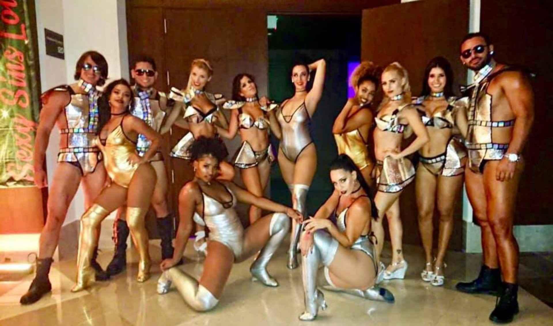 ssx dancers