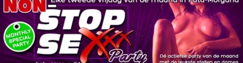 Vrijdag 12-10-2018: Non-Stop SeXXX Party