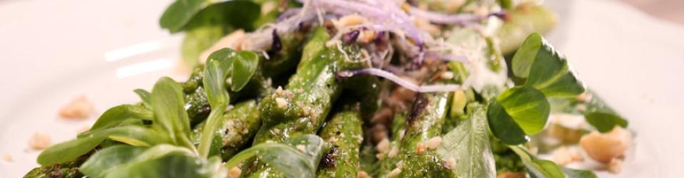 VIDEO: Koken met Lustopwekkers – voorgerecht met asperges