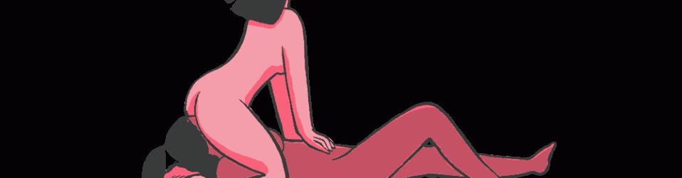 De 7 heetste lesbische standjes die jij moet kennen