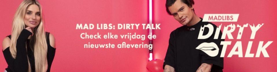 VIDEO: MAD LIBS: Dirty Talk #1 Het Erotisch verhaal van Sophie Milzink