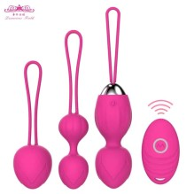 Vaginal balls Sex Toy for Women Kegel Ball Female Vagina Tighten Massage Exercise Wireless Remote Control Vibrating Egg Love egg